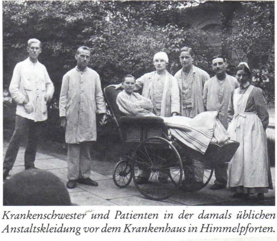 Chronik-Altes-Krankenhaus-Himmelpforten-Zimmervermietung